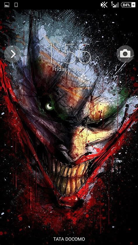 Batman And Joker Wallpaper X1645 Redmi 3 Pro 3s Casing Premium batman theme for xperia 4 3 sony xperia zl