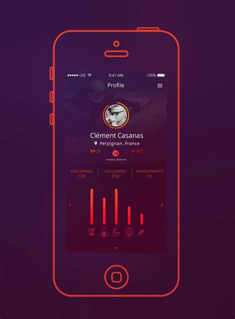 home screen design inspiration fresh ui inspiration in the era of material and