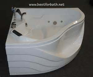 corner jetted bathtub 2 person b248 best for bath
