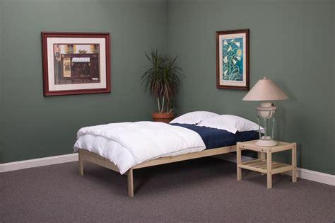 nomad platform bed nomad platform bed by futons net
