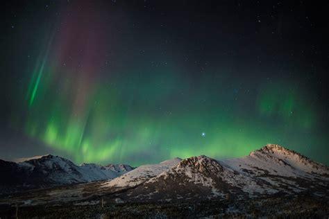 Fairbanks Alaska Northern Lights Iron Blog