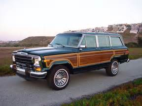 Jeep Wagoneer Restoration Jeep Going Bigger With New Grand Wagoneer Smaller With
