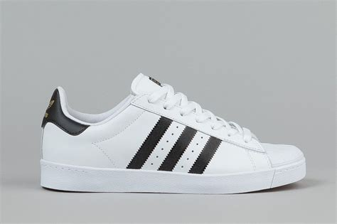 Adidas Superstar 1 the adidas superstar vulc adv features a slimmer sole and improved comfort kicksonfire