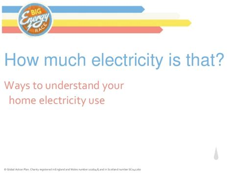 how much electricity is that