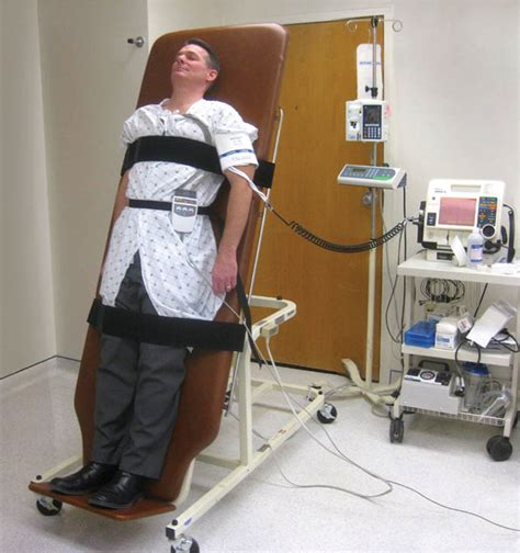 tilt table study evaluation and management of orthostatic hypotension