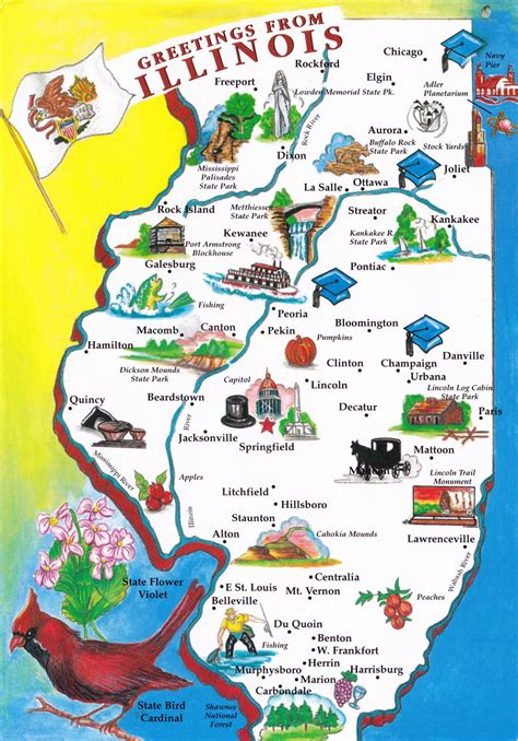 rockford usa map illinois been there done that chicago