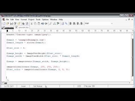 tutorial php email beginner php tutorial 158 protecting email with string