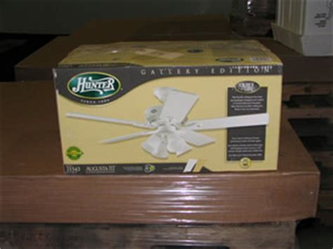 Augusta Ceiling Fan by Augusta 3 Fans Government Auctions