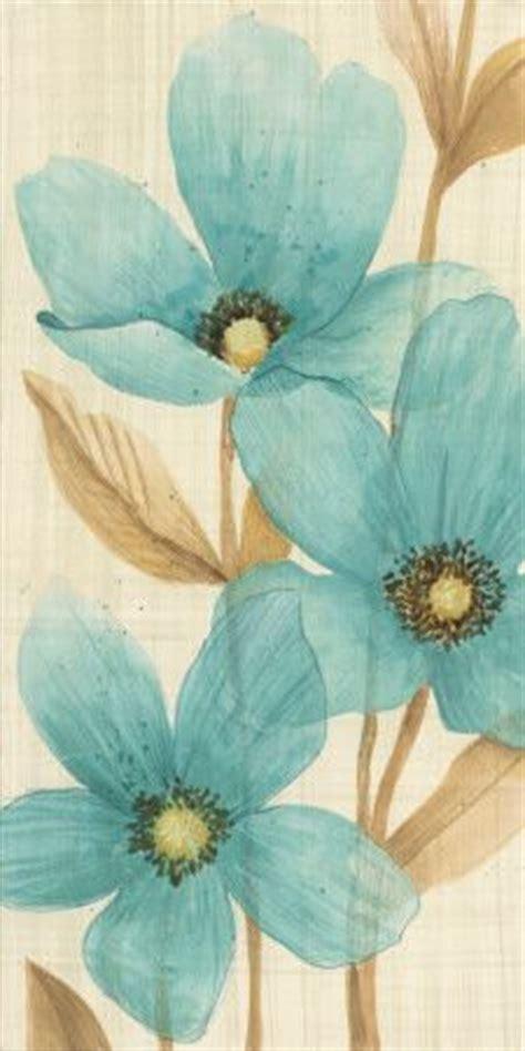 imagenes de flores turquesas m 225 s de 1000 ideas sobre pinturas de colores pastel al 211 leo