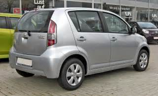 Daihatsu Sirion Parts Daihatsu Sirion Limited Technical Details History Photos