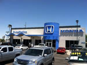 Honda Auto Mall Autonation Honda Tucson Auto Mall Car Dealership In Tucson