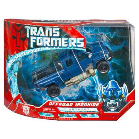 Transformers 2007 Allspark Power Voyager Autobots Evac voyager class offroad ironhide transformers autobot transformerland collector