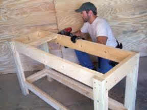 easy to build workbench how to