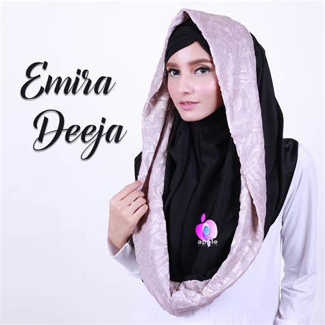 by apple hijab brand original toko jilbab online branded jual apple jual deeja emira by apple hijab toko jilbab online