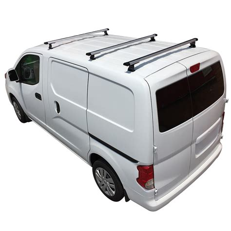 Nissan Nv Roof Rack by Silver J1000 3 Bar Ladder Roof Rack For A Nissan Nv200 2013 On
