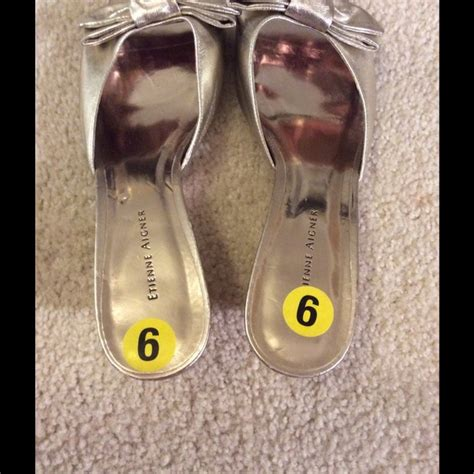 Aigner Aigner Baridona Gold etienne aigner etienne aigner gold slip on shoes from dona s closet on poshmark