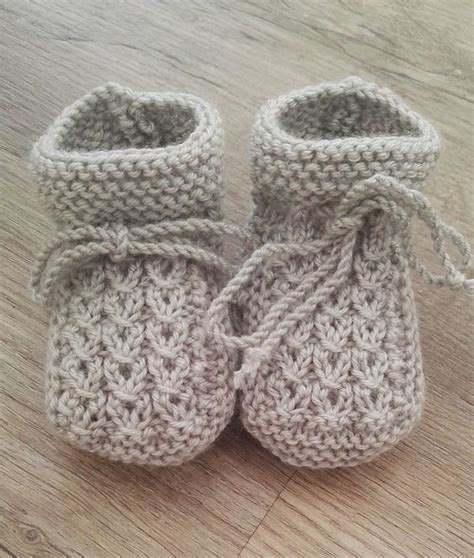 knitted for newborns knitted baby booties free patterns cutest ideas