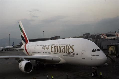 emirates hyderabad emirates plans to fly in airbus a380 for hyderabad airshow
