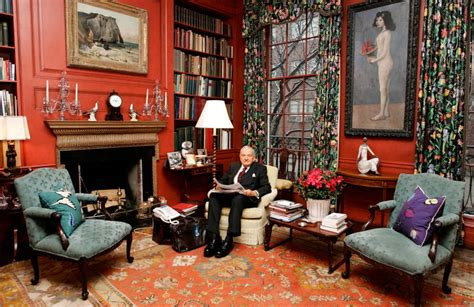 collector house david rockefeller the billionaire art collector
