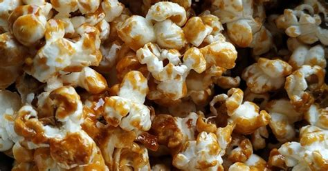 resep popcorn enak  sederhana cookpad