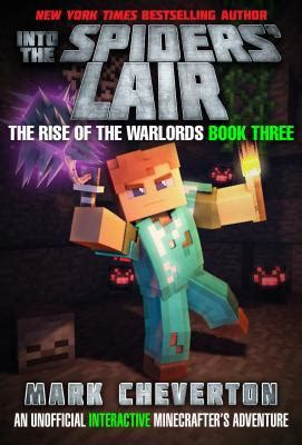 into the spiders lair the rise of the warlords book