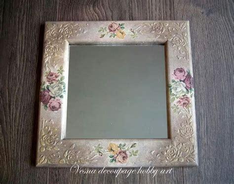 Decoupage Mirrors - 311 best images about molduras photo frames on