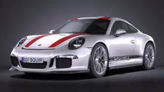 R Porsche Porsche 911 R 2017 Squir