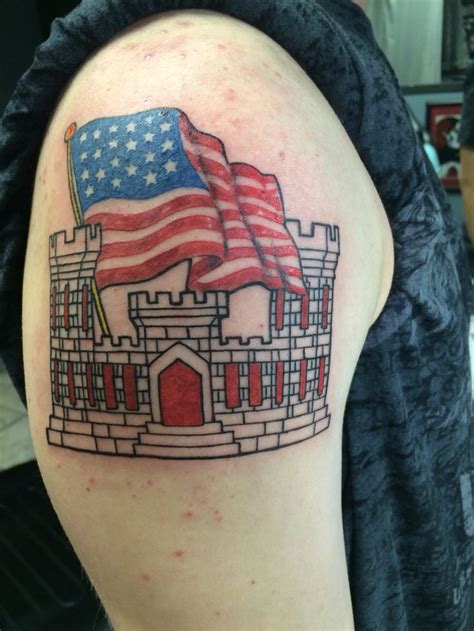 engineering tattoo designs combat engineer tattoos engineers