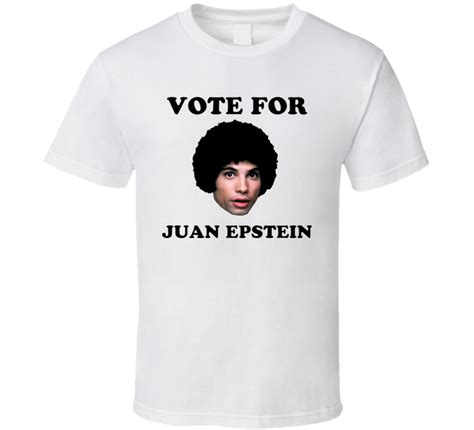 Tshirt Welcome Back vote for juan epstein welcome back kotter t shirt
