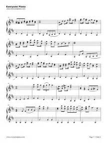 theme song doraemon doraemon no uta doraemon theme stave preview 3 free piano