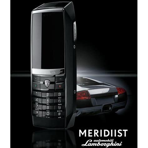 Lamborghini Luxury Phone Tag Heuer Meridiist Lamborghini Luxury Phone Announced