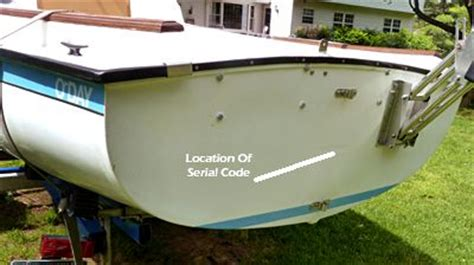 crestliner boats serial numbers hull id help mariner class association