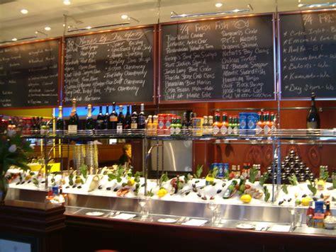 oceanaire seafood room menu reviews midtown