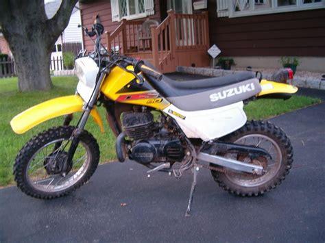 Suzuki Ds80 Specs 1987 Suzuki Ds 80 Pics Specs And Information