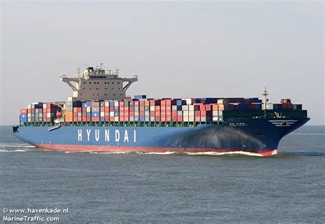 Hyundai Loyalty vessel details for hyundai loyalty container ship imo
