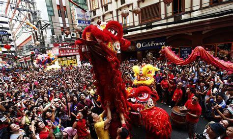 new year china il new year celebrations world