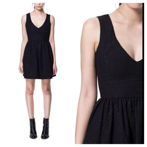 Dress Zara Ori zara bundle nwt zara black jacquard brocade dress from shopjackieo s closet on poshmark