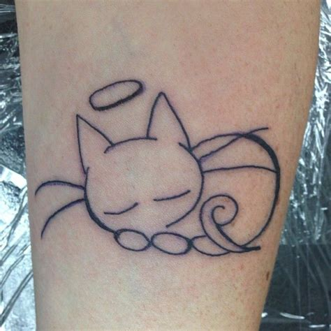 cat tattoo in memory 23 best images about