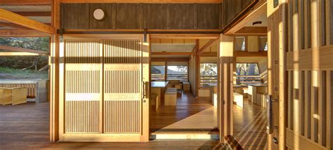 capes track cabins  tasmanian architecture awards