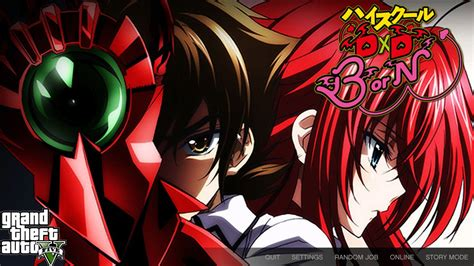 psp themes highschool dxd highschool dxd theme loading music gta5 mods com