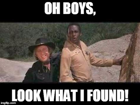 Blazing Saddles Meme - blazing saddles imgflip