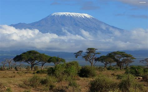 Mount Kilimanjaro Wallpaper
