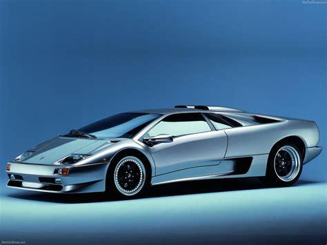 Lamborghini Diablo SV (1996)
