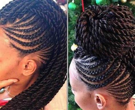 Best Corn Row Styles | best cornrow hairstyles 30 cornrow hairstyles ideas to