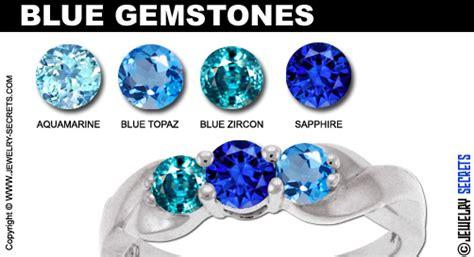 blue gemstones gems blue gemstones