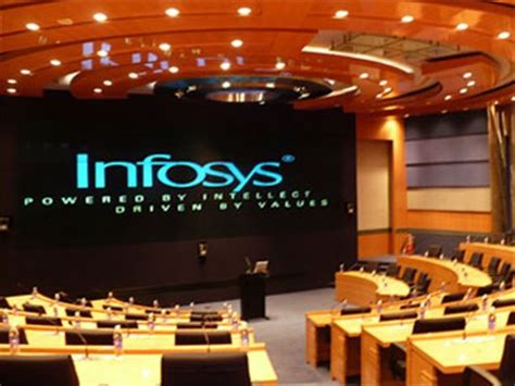 Mba In Infosys India by Rank 4 Top 10 Information Technology It Companies In