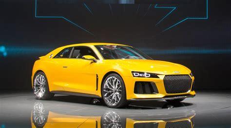 Audi Sport Quattro Concept by Audi Sport Quattro Concept 2013 At Frankfurt Motor Show