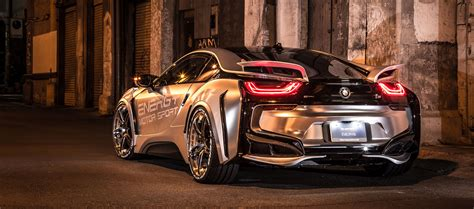 bmw i8 modified modified bmw i8 evo cyber edition wallpaper modifiedx