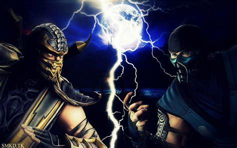 imagenes de scorpion vs sub zero this is me sub zero my hero