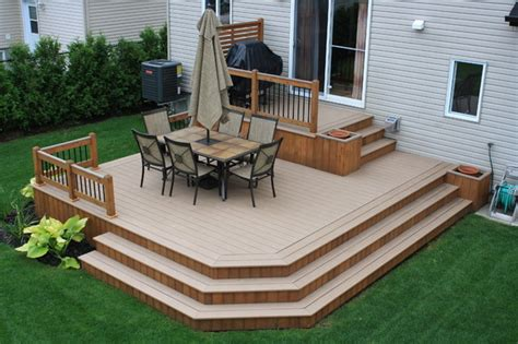 Decks And Patios Designs by Patio Deck Design 174 Deck Montreal